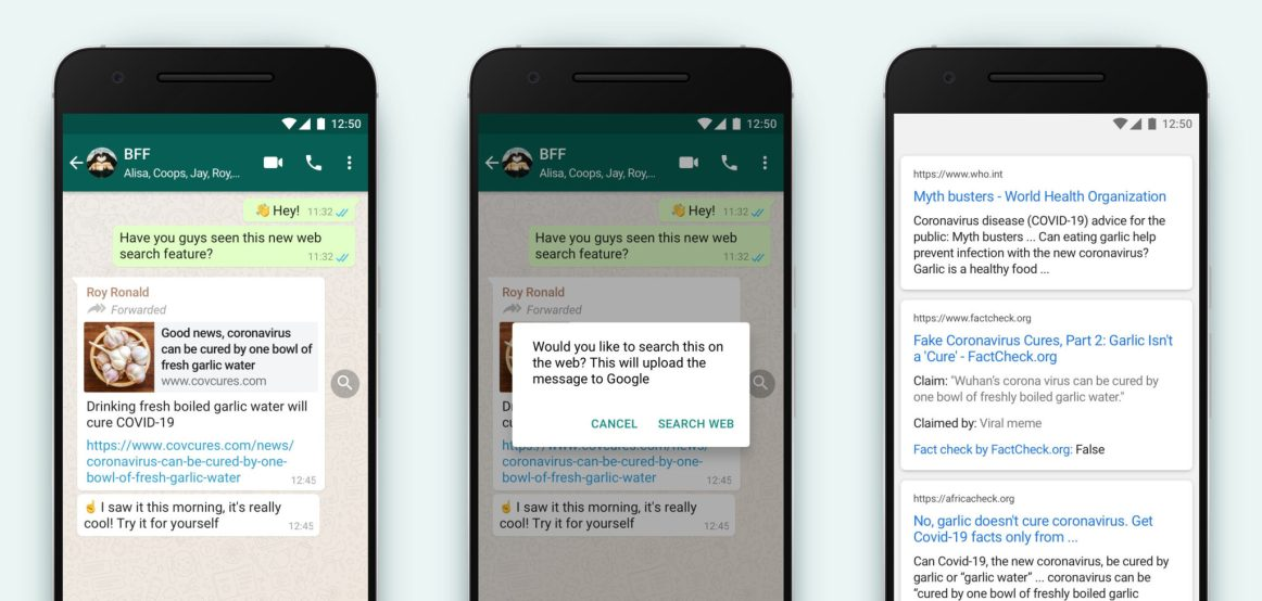 Whatsapp Introduces A New Tool To Help Users Spot Fake News