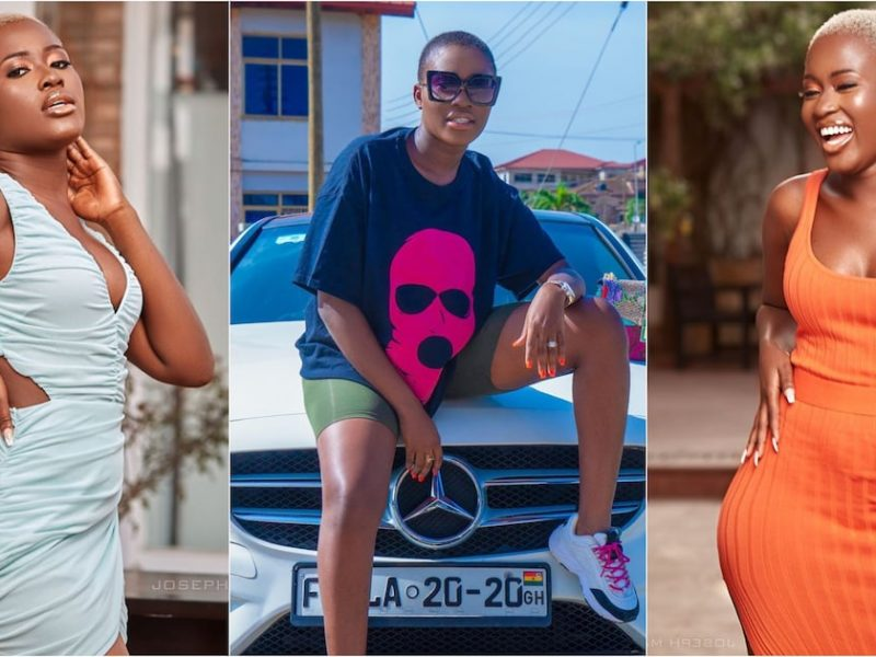Fella Makafui Reveals How She Became Rich And Plans Of Becoming A Lawyer